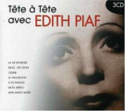 Édith Piaf: Tete a Tete Avec Edith Piaf - CD