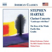 Hartke: Clarinet Concerto / Rose of the Winds / Pacific Rim - CD