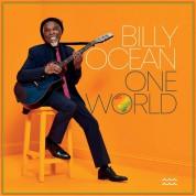 Billy Ocean: One World - Plak