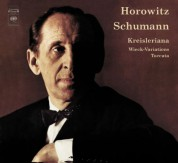 Vladimir Horowitz: Schumann: Kreisleriana - CD