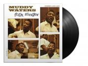 Muddy Waters: Folk Singer - Plak
