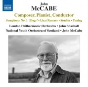 London Philharmonic Orchestra, John McCabe, National Youth Orchestra of Scotland: John McCabe: Composer, Pianist & Conductor - CD