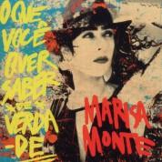 Marisa Monte: O Que Você Quer Saber De Verda - CD