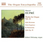 Dupre: Works for Organ, Vol. 12 - CD