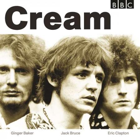 Cream: BBC Sessions (Limited Edition - White & Cream Vinyl) - Plak