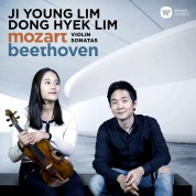 Ji Young Lim, Dong Hyek Lim: Mozart, Beethoveen: Violin Sonatas - CD
