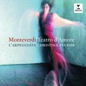 Philippe Jaroussky, Nuria Rial, Cyril Auvity, Jan van Elsacker, Christina Pluhar, L'Arpeggiata: Monteverdi: Teatro D`Amore - CD