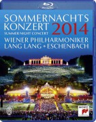Wiener Philharmoniker: Sommernachtskonzert 2014 / Summer Night Concert 2014 - BluRay