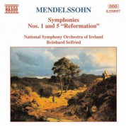 Ireland National Symphony Orchestra: Mendelssohn: Symphonies Nos. 1 and 5 - CD