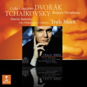 Mariss Jansons, Truls Mørk, Oslo Philharmonic Orchestra: Dvořák: Cello Concerto, Tchaikovsky: Rococo Variations - CD