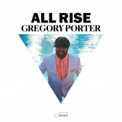 Gregory Porter: All Rise (Limited Deluxe Edition - Blue Vinyl) - Plak