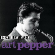 Art Pepper: Essential Standards - CD