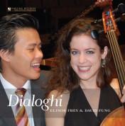 Elinor Frey, David Fung: Dialoghi - Plak
