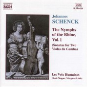 Schenck: Nymphs of the Rhine, Vol.  1 - CD