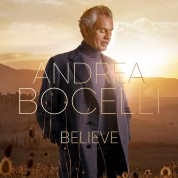 Andrea Bocelli: Believe (Deluxe Edition) - CD