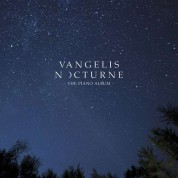 Vangelis: Nocturne: The Piano Album - Plak