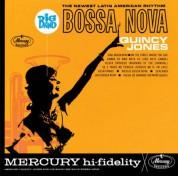 Quincy Jones: Big Band Bossa Nova - Plak