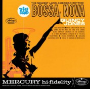 Quincy Jones: Big Band Bossa Nova - Plak