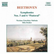 Nicolaus Esterhazy Sinfonia: Beethoven: Symphonies Nos. 5 and 6 - CD