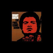 Grant Green: The Final Comedown OST - Plak