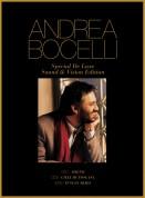 Andrea Bocelli: Special-Deluxe Sound & Vision - CD
