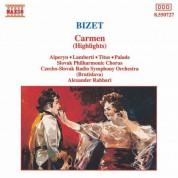 Graciela Alperyn, Giorgio Lamberti, Doina Palade, Alexander Rahbari, Alan Titus: Bizet: Carmen (Highlights) - CD