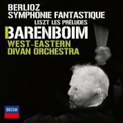 Daniel Barenboim, West-Eastern Divan Orchestra: Berlioz: Symphonie Fantastique - CD