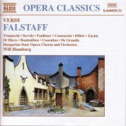Verdi: Falstaff - CD