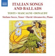 Stefano Secco: Italian Songs and Ballads - CD