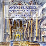 Lionel Rogg: Bruckner: Symphony No.8 on the organ - CD