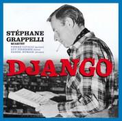 Stephane Grappelli: Stephane Grapelli - Django - CD