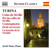 Jordi Masó: Turina: Coins de Séville - CD