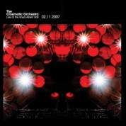 The Cinematic Orchestra: Live at the Royal Albert Hall - Plak
