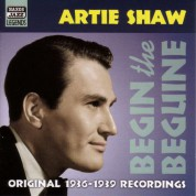 Shaw, Artie: Begin the Beguine (1936-1939) - CD