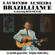 Laurindo Almeida Quartet: Brazilliance - Plak
