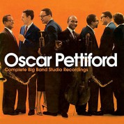 Oscar Pettiford: Complete Big Band Studio Recordings + 3 Bonus Tracks - CD