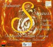 Anima Eterna, Jos van Immerseel: Strauss - Waltzes; Polkas; Overtures - CD
