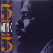Thelonious Monk: 5 By 5 By Monk - Plak