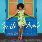 Cyrille Aimee: Move On: A Sondheim Adventure - CD