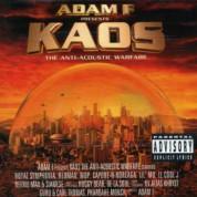 Adam F: Kaos - The Anti Acoustic Warfare - CD