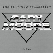 Gary Moore: The Platinum Collection - CD