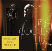 Joe Cocker: Fire It Up (Deluxe Edition) - CD