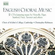 English Choral Music - CD