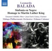 Edmon Colomer: Balada: Sinfonía en Negro, Double Concerto & Columbus - CD