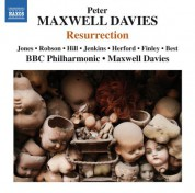 Maxwell Davies: Resurrection - CD