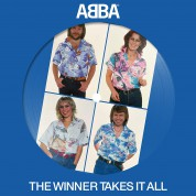 Abba: The Winner Takes It All (Limited Edition - Picture Disc) - Single Plak