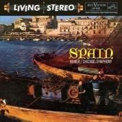 Chicago Symphony Orchestra, Fritz Reiner: Fritz Reiner: Spain - Granados/ de Falla/ Albéniz (200g-edition) - Plak