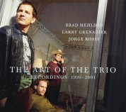 Brad Mehldau: The Art of the Trio: Recordings 1996-2001 - CD