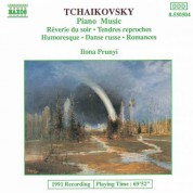 Ilona Prunyi: Tchaikovsky: Piano Music - CD