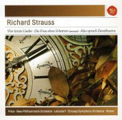 Fritz Reiner, Chicago Symphony Orchestra: Strauss: Also sprach Zarathustra op.30 - CD